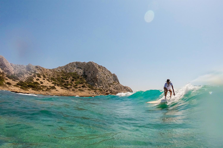 Surfvival Karpathos surf lessons