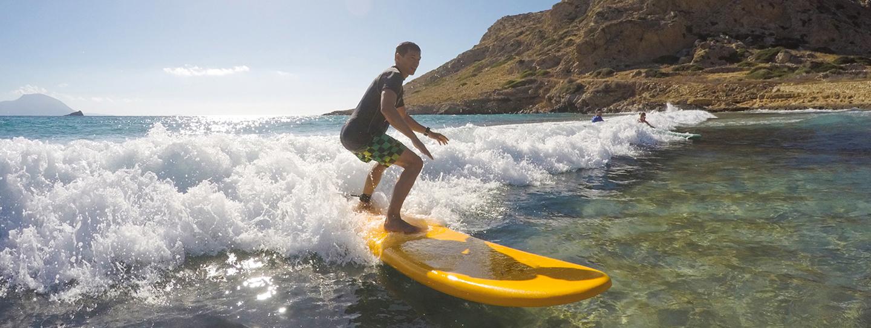 surfvival surfing karpathos